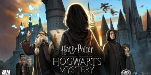 Harry Potter Hogwarts Mystery Animaux