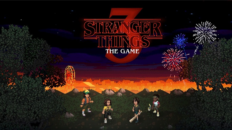 Stranger Things 3 le jeu