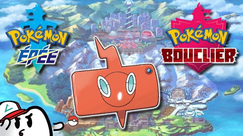 [Guide] Pokémon Épée et Bouclier : les 400 Pokémon du Pokédex