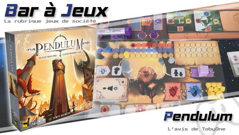Pendulum Bar à Jeux